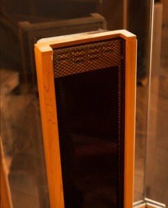 Full Spectrum Heater with Cover